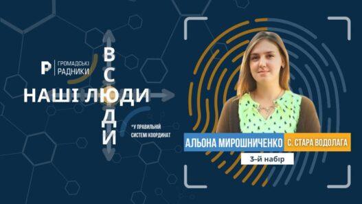 Альона Мірошніченко