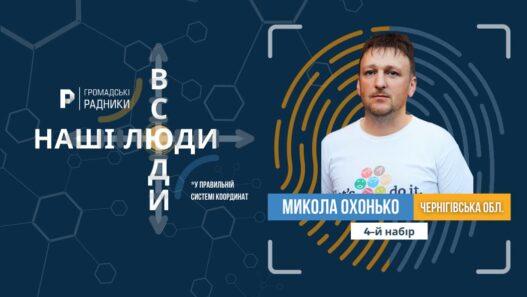 Микола Охонько